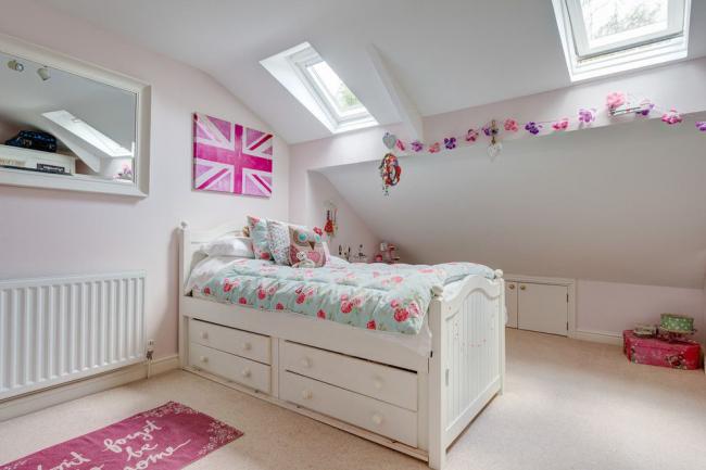 Идеальный вариант для детской комнаты