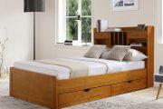 Фото 8 Кровати с ящиками для белья: как выбрать максимально функциональное спальное место?