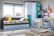 Фото 25 Кровати с ящиками для белья: как выбрать максимально функциональное спальное место?