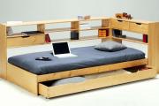 Фото 4 Кровати с ящиками для белья: как выбрать максимально функциональное спальное место?