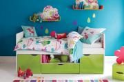 Фото 2 Кровати с ящиками для белья: как выбрать максимально функциональное спальное место?
