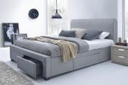 Фото 34 Кровати с ящиками для белья: как выбрать максимально функциональное спальное место?