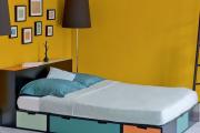 Фото 35 Кровати с ящиками для белья: как выбрать максимально функциональное спальное место?