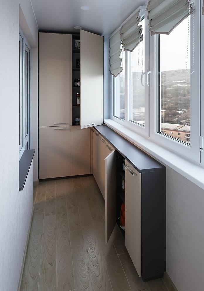 Парапет балкона: делаем своими руками ремонт и утепление.