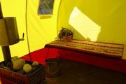 Фото 8 Походная баня: выбор конструкции, тонкости использования и как сделать ее своими руками