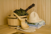 Фото 1 Походная баня: выбор конструкции, тонкости использования и как сделать ее своими руками