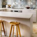 Правильный пол на кухне: сравнение популярных вариантов покрытий и 55+ идей для интерьера фото