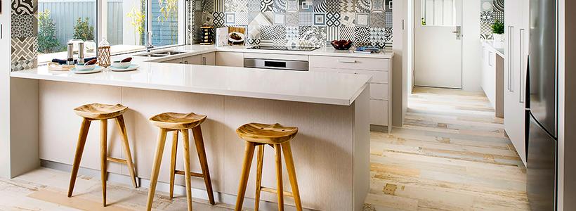 Правильный пол на кухне: сравнение популярных вариантов покрытий и 55+ идей для интерьера
