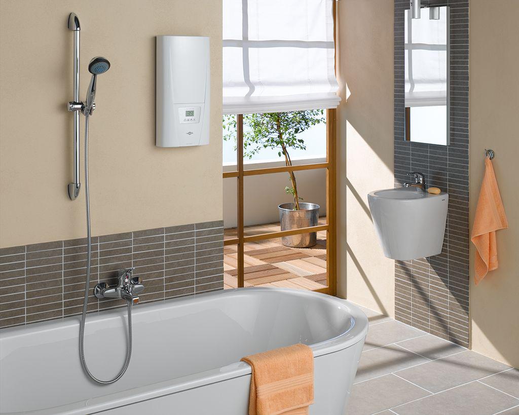 Лучший проточный электрический водонагреватель на душ ✅️|ТОП|