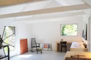 Фото 17 Создаем интерьер полноценной студии: 70 идей рабочего места художника и мастерской в доме