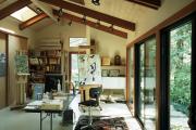 Фото 34 Создаем интерьер полноценной студии: 70 идей рабочего места художника и мастерской в доме