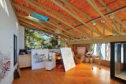 Фото 43 Создаем интерьер полноценной студии: 70 идей рабочего места художника и мастерской в доме