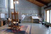 Фото 45 Создаем интерьер полноценной студии: 70 идей рабочего места художника и мастерской в доме