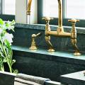 Раковина для кухни из искусственного камня (65+ фото): в поисках идеальной модели — советы дизайнеров фото