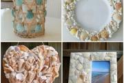 Фото 8 Море хендмейда: что можно сделать из ракушек? 60+ потрясающих идей для дома