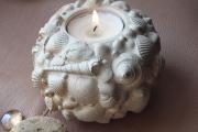 Фото 17 Море хендмейда: что можно сделать из ракушек? 95+ потрясающих идей для дома