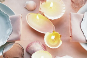 Фото 18 Море хендмейда: что можно сделать из ракушек? 60+ потрясающих идей для дома