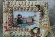 Фото 12 Море хендмейда: что можно сделать из ракушек? 60+ потрясающих идей для дома