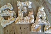 Фото 21 Море хендмейда: что можно сделать из ракушек? 60+ потрясающих идей для дома