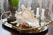 Фото 24 Море хендмейда: что можно сделать из ракушек? 60+ потрясающих идей для дома