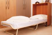 Фото 19 Бескомпромиссное удобство и экономия места: как выбрать раскладушку с ортопедическим матрасом?