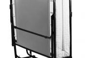 Фото 17 Бескомпромиссное удобство и экономия места: как выбрать раскладушку с ортопедическим матрасом?
