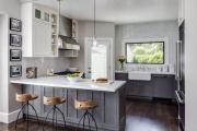 Фото 5 Серая кухня IKEA: популярные модели и дизайнерские варианты обустройства интерьера