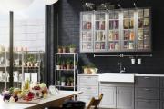 Фото 7 Серая кухня IKEA: популярные модели и дизайнерские варианты обустройства интерьера