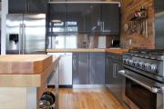 Фото 10 Серая кухня IKEA: популярные модели и дизайнерские варианты обустройства интерьера