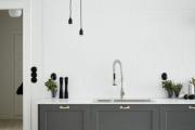Фото 11 Серая кухня IKEA: популярные модели и дизайнерские варианты обустройства интерьера