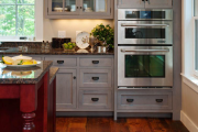 Фото 13 Серая кухня IKEA: популярные модели и дизайнерские варианты обустройства интерьера