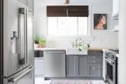 Фото 14 Серая кухня IKEA: популярные модели и дизайнерские варианты обустройства интерьера