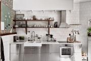Фото 23 Серая кухня IKEA: популярные модели и дизайнерские варианты обустройства интерьера
