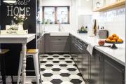 Фото 26 Серая кухня IKEA: популярные модели и дизайнерские варианты обустройства интерьера