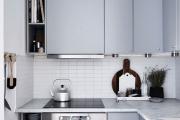 Фото 27 Серая кухня IKEA: популярные модели и дизайнерские варианты обустройства интерьера