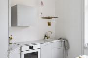 Фото 32 Серая кухня IKEA: популярные модели и дизайнерские варианты обустройства интерьера