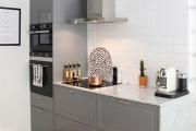 Фото 33 Серая кухня IKEA: популярные модели и дизайнерские варианты обустройства интерьера