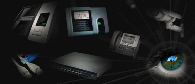 Система охраны от фирмы Ajax