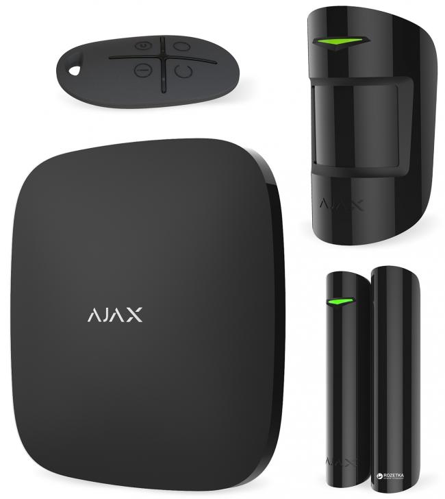 Набор сигнализации Ajax