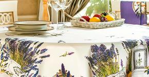 Практичная альтернатива классике и раннерам: 70 стильных силиконовых скатертей на стол фото