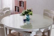 Фото 16 Практичная альтернатива классике и раннерам: 70 стильных силиконовых скатертей на стол