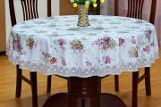 Фото 8 Практичная альтернатива классике и раннерам: 70 стильных силиконовых скатертей на стол