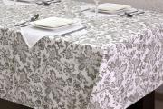 Фото 1 Практичная альтернатива классике и раннерам: 70 стильных силиконовых скатертей на стол