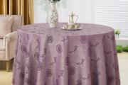 Фото 15 Практичная альтернатива классике и раннерам: 70 стильных силиконовых скатертей на стол