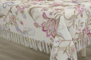 Фото 22 Практичная альтернатива классике и раннерам: 70 стильных силиконовых скатертей на стол