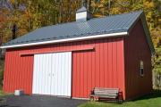 Фото 5 Готовимся к зиме правильно: как выбрать безопасные снегозадержатели на крышу?
