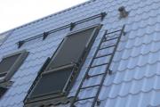 Фото 25 Готовимся к зиме правильно: как выбрать безопасные снегозадержатели на крышу?
