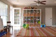 Фото 12 Стеллажи и ящики для хранения игрушек: 60 вместительных и удобных вариантов для вещей малыша