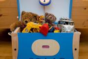 Фото 17 Стеллажи и ящики для хранения игрушек: 60 вместительных и удобных вариантов для вещей малыша