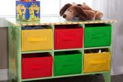 Фото 18 Стеллажи и ящики для хранения игрушек: 60 вместительных и удобных вариантов для вещей малыша